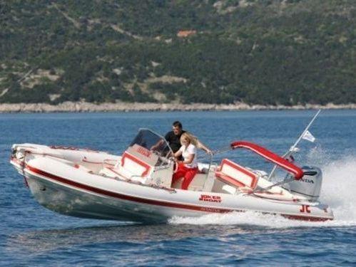 RIB Jokerboat Clubman 26 · 2012