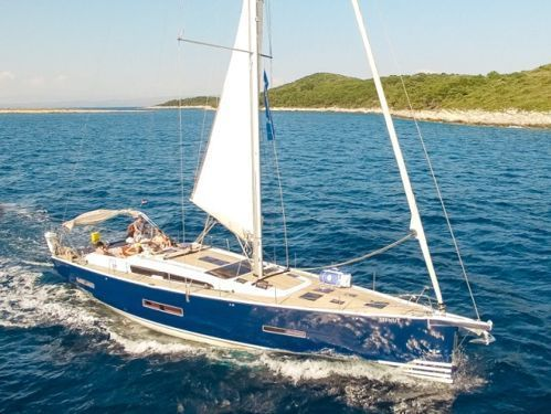 Sailboat Dufour 56 Exclusive · 2017