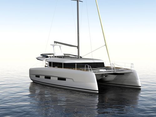 Catamarano Dufour 48 · 2019