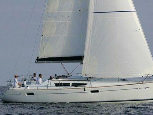 Sailboat Jeanneau Sun Odyssey 39 i (2008)