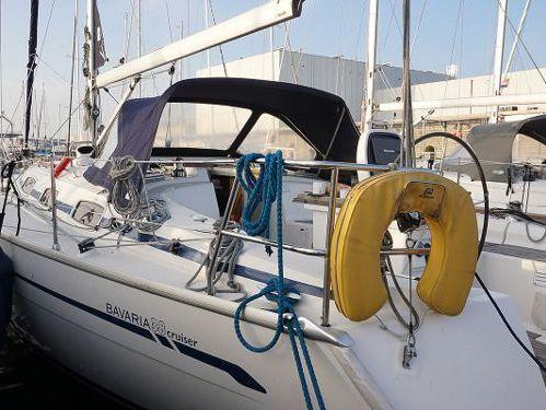 Barca a vela Bavaria Cruiser 38 (2009)