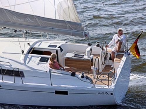 Barca a vela Hanse 385 · 2015
