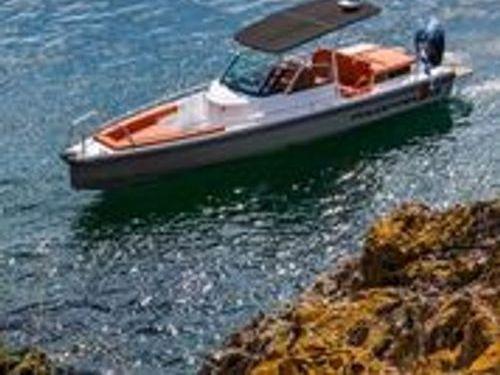 Motorboot Axopar 28 TT · 2015