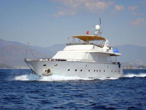 Motorboat Custom Built · 2004