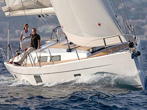 Barca a vela Hanse 455 · 2018