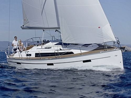 Barca a vela Bavaria Cruiser 37 (2016)