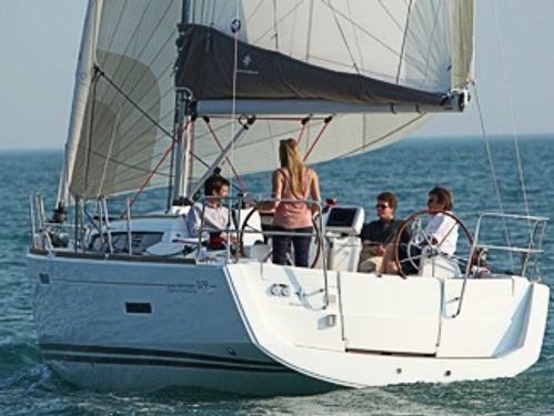 Barca a vela Jeanneau Sun Odyssey 379 · 2015
