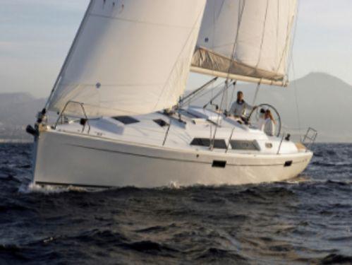 Zeilboot Hanse 350 · 2009