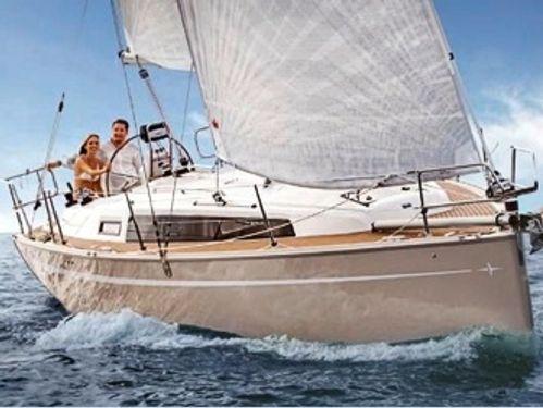 Sailboat Bavaria Cruiser 34 (2019)