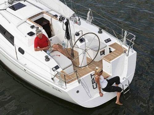 Segelboot Hanse 325 (2014)