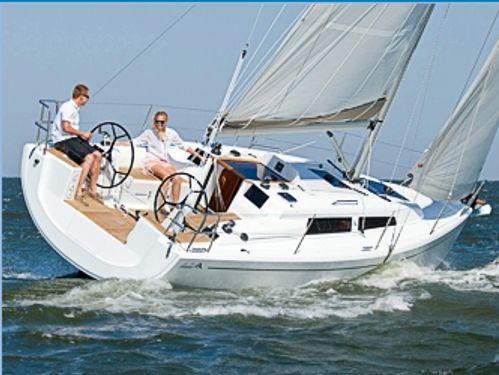 Segelboot Hanse 315 (2019)