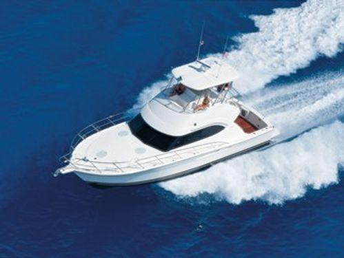 Motorboot Riviera 40 · 2001