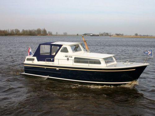 Imbarcazione a motore Curtevenne 850 (1976)