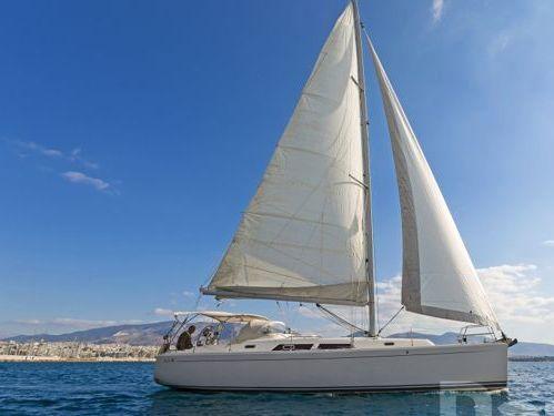 Barca a vela Hanse 400 · 2008