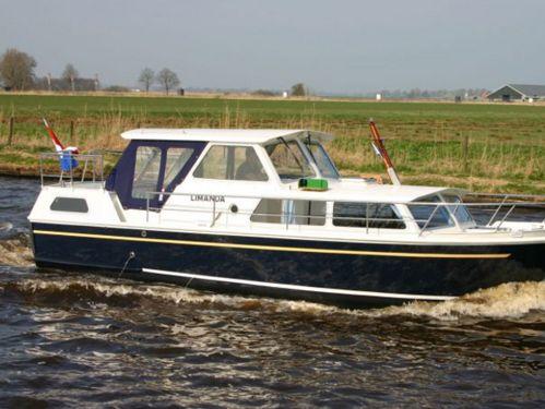 Imbarcazione a motore Tjeukemeer 900 (1974)