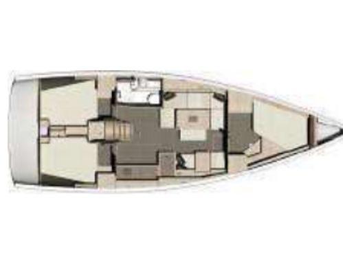 Zeilboot Dufour 410 · 2014
