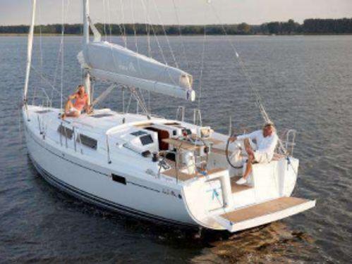 Zeilboot Hanse 385 · 2015