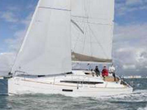 Zeilboot Jeanneau Sun Odyssey 349 · 2017