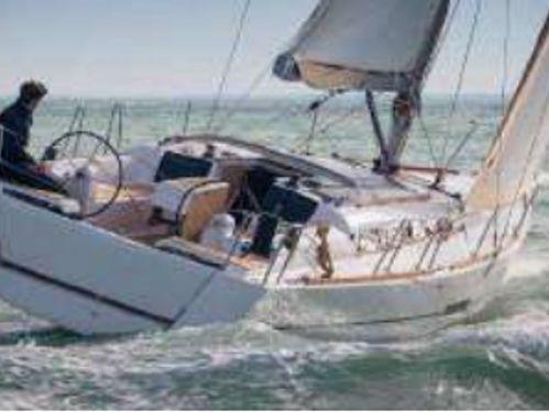 Zeilboot Dufour 350 · 2017