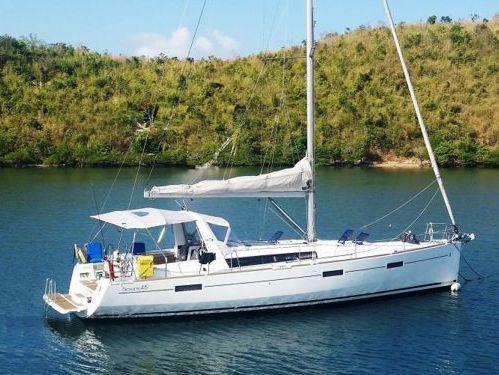 Segelboot Beneteau Oceanis 45 · 2018