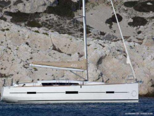 Sailboat Dufour 410 · 2014