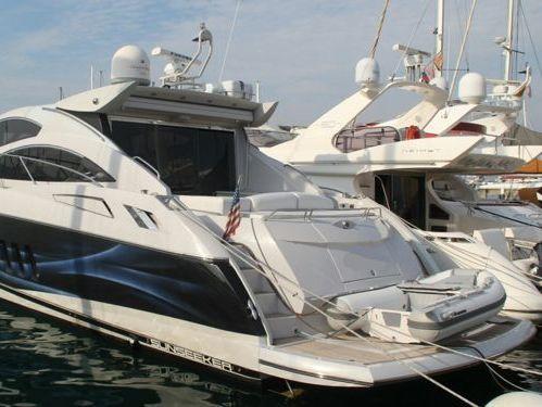 Motorboat Sunseeker Predator 62 · 2007