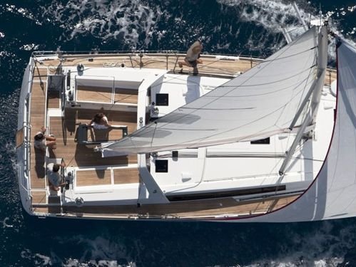 Segelboot Beneteau Oceanis 45 · 2017