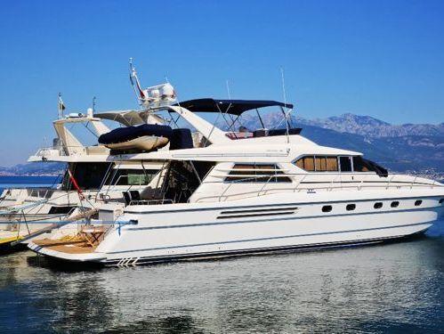 Motorboat Princess V65 · 2000