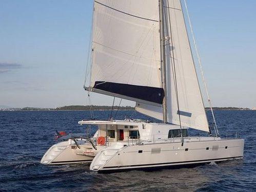 Catamarano Lagoon 500 · 2012