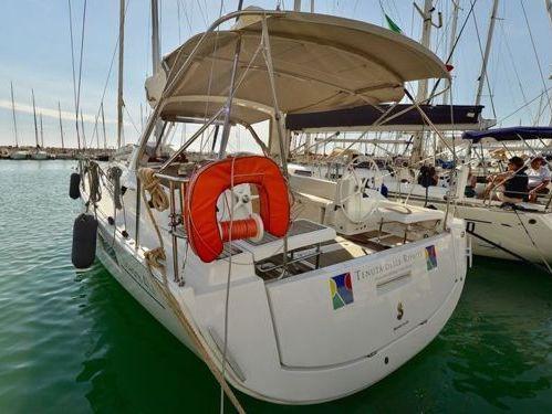 Zeilboot Beneteau Oceanis 41.1 · 2018