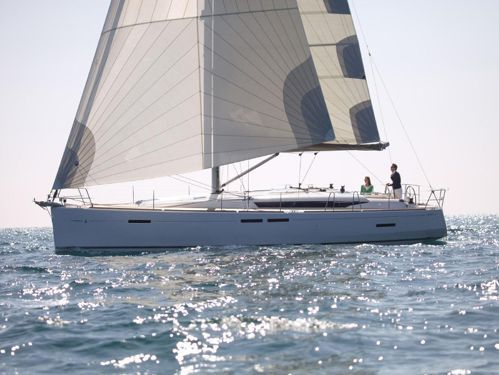 Zeilboot Jeanneau Sun Odyssey 449 · 2019