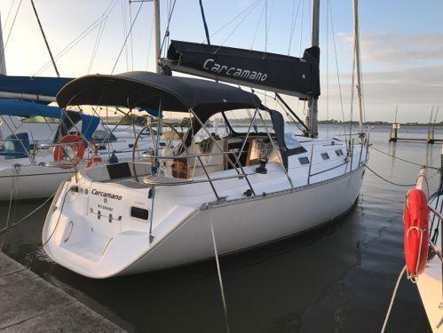 Zeilboot Delta 36 · 2003