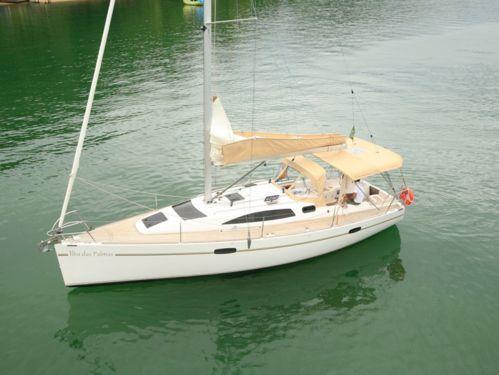 Zeilboot Sailboat 34 Wind · 2013