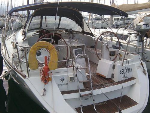 Segelboot Jeanneau Sun Odyssey 44i · 2009