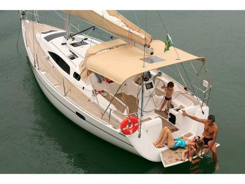Zeilboot Sailboat 34 Wind · 2012