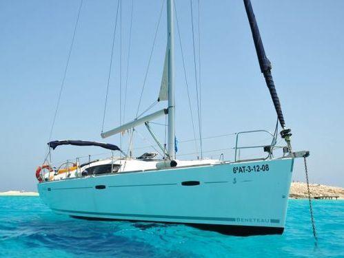 Barca a vela Beneteau Oceanis 43 (2008)