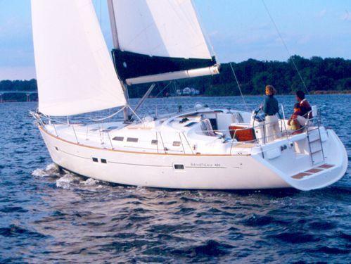 Zeilboot Beneteau Oceanis Clipper 423 · 2004