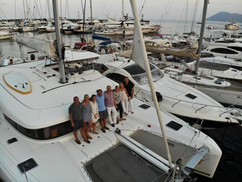 Catamaran Lagoon 42 · 2017