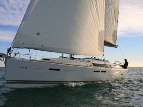 Barca a vela Jeanneau Sun Odyssey 439 (2012)