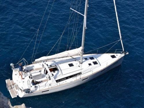 Sailboat Beneteau Oceanis 45 (2016)