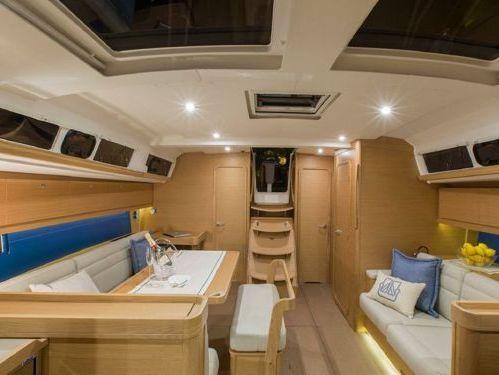 Sailboat Dufour 460 Grand Large · 2019