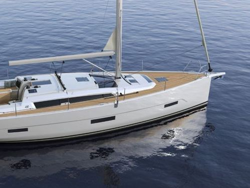 Zeilboot Dufour 430 · 2019