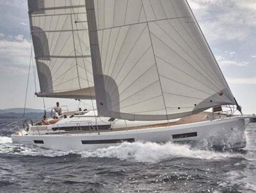 Sailboat Jeanneau Sun Odyssey 490 (2019)