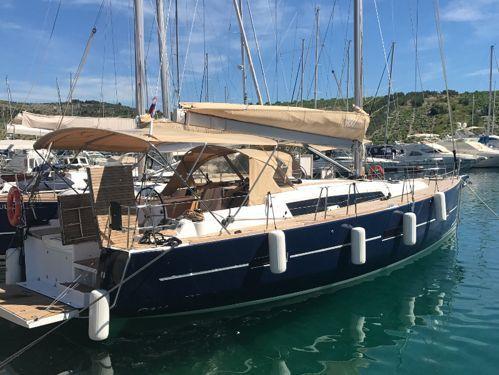 Barca a vela Dufour 460 Grand Large (2019)