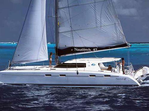 Motor Catamaran Nautitech 47 Power · 2019