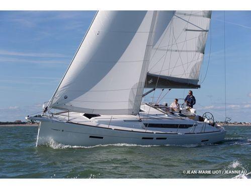 Sailboat Jeanneau Sun Odyssey 419 · 2019
