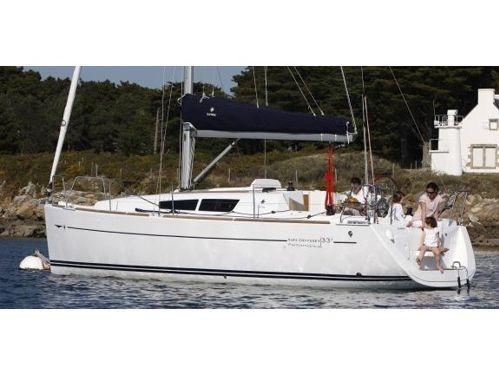Barca a vela Jeanneau Sun Odyssey 33 i · 2014