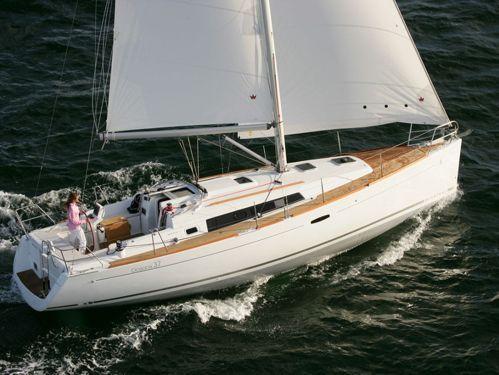 Barca a vela Jeanneau Oceanis 37 · 2012