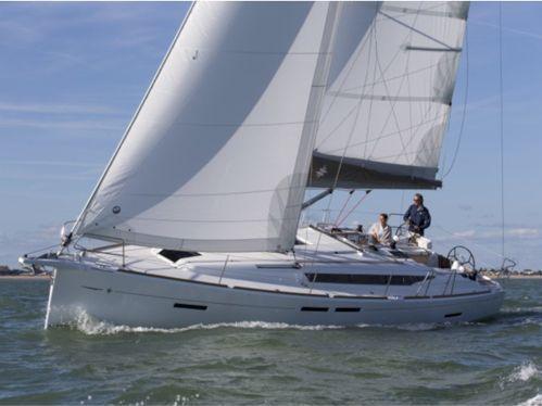 Barca a vela Jeanneau Sun Odyssey 419 · 2016
