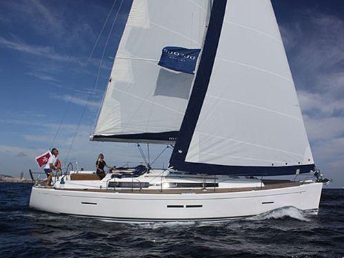 Barca a vela Dufour 405 · 2010